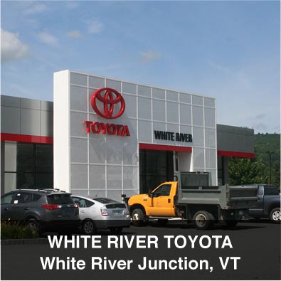 Heritage Toyota of White River